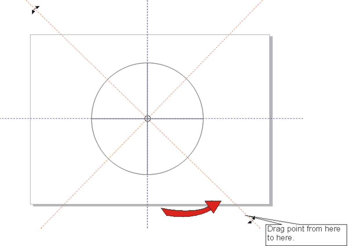 How to Make a Diamond Shape in Corel Draw | TurboFuture