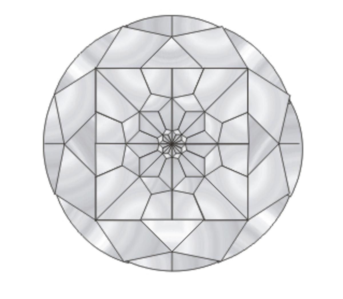 white diamond (unfinished)