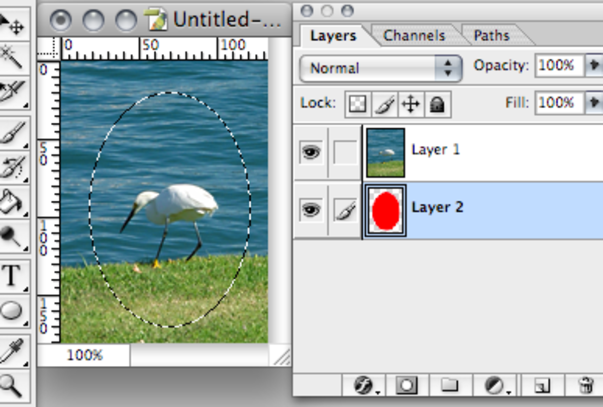 Move the clipping mask layer down.