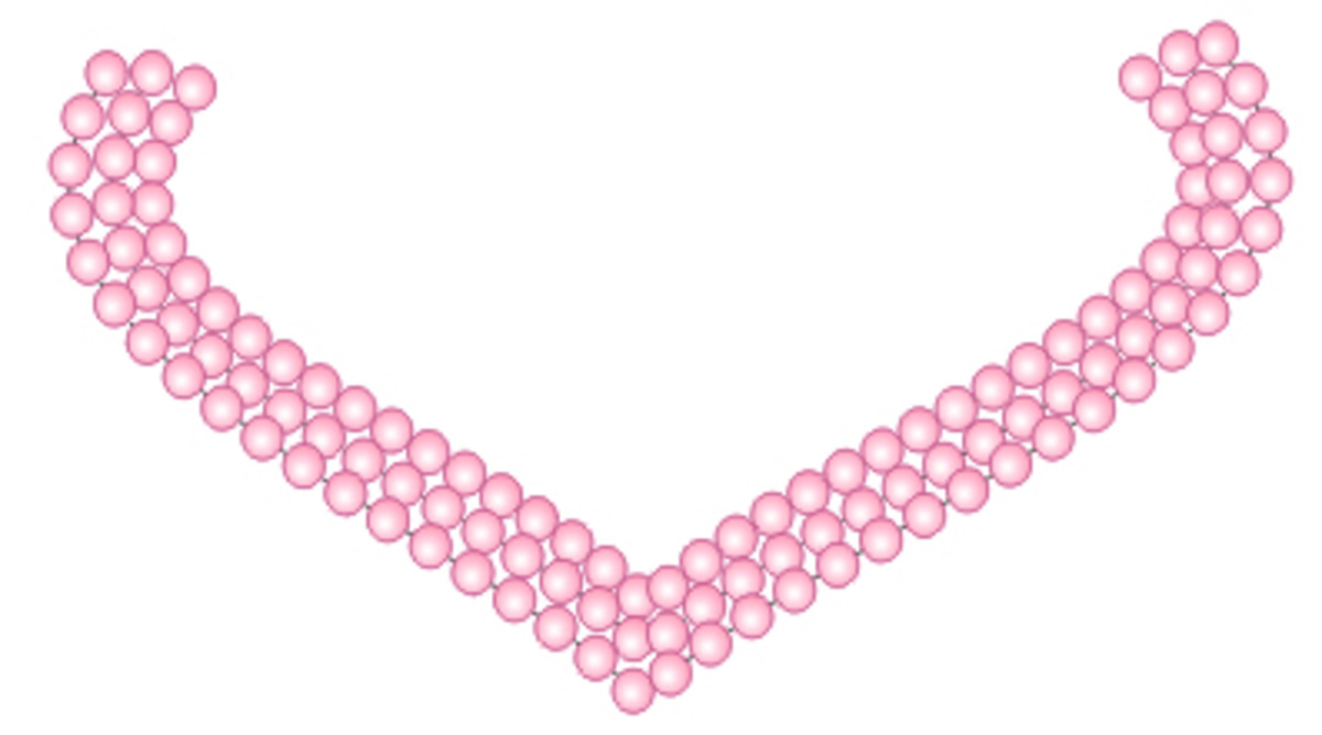 Final version of the pearl chain