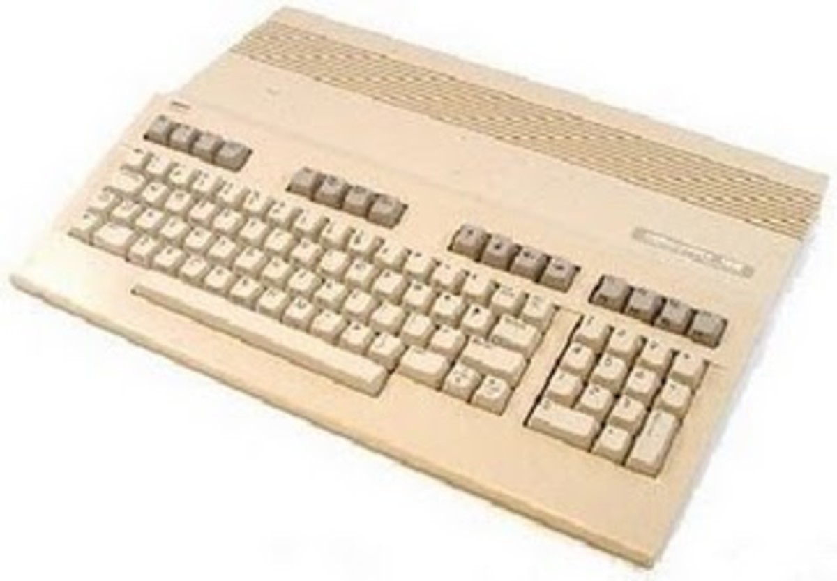 The professional looking C128 or Commodore 128