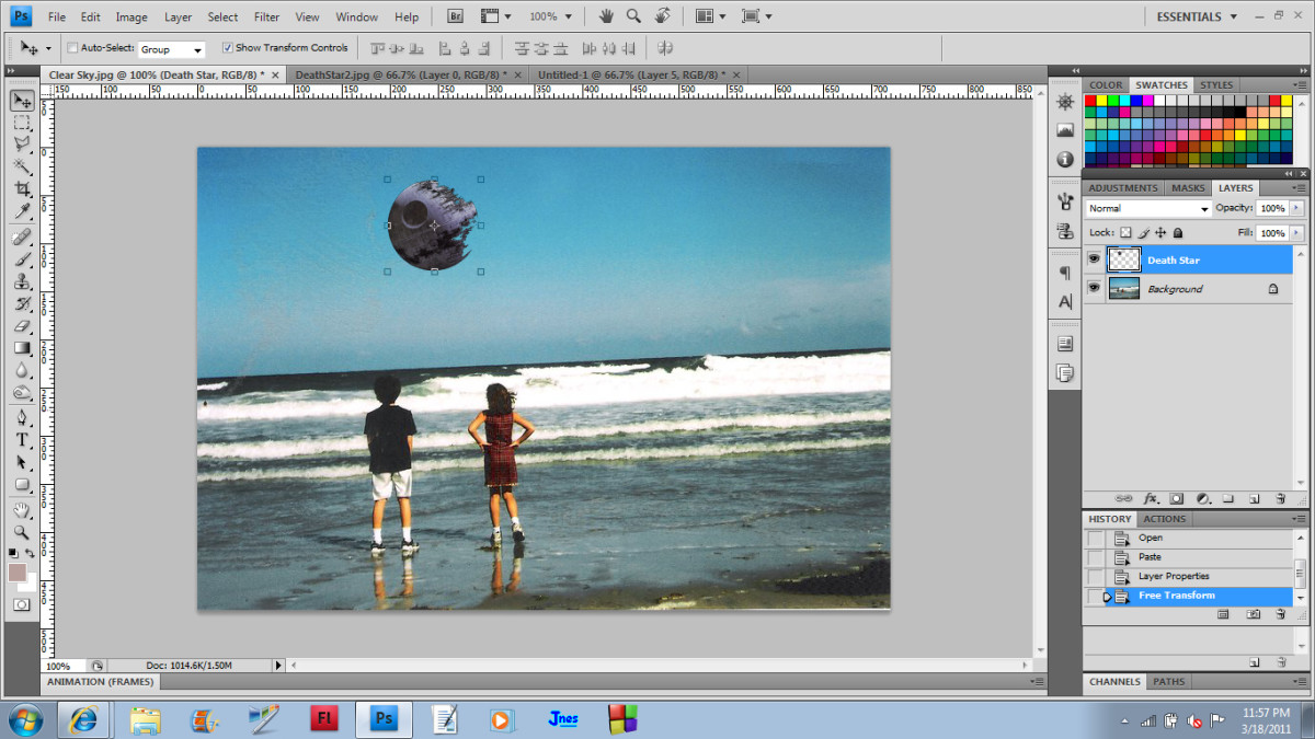 photoshop-how-to-adding-an-object-to-the-sky