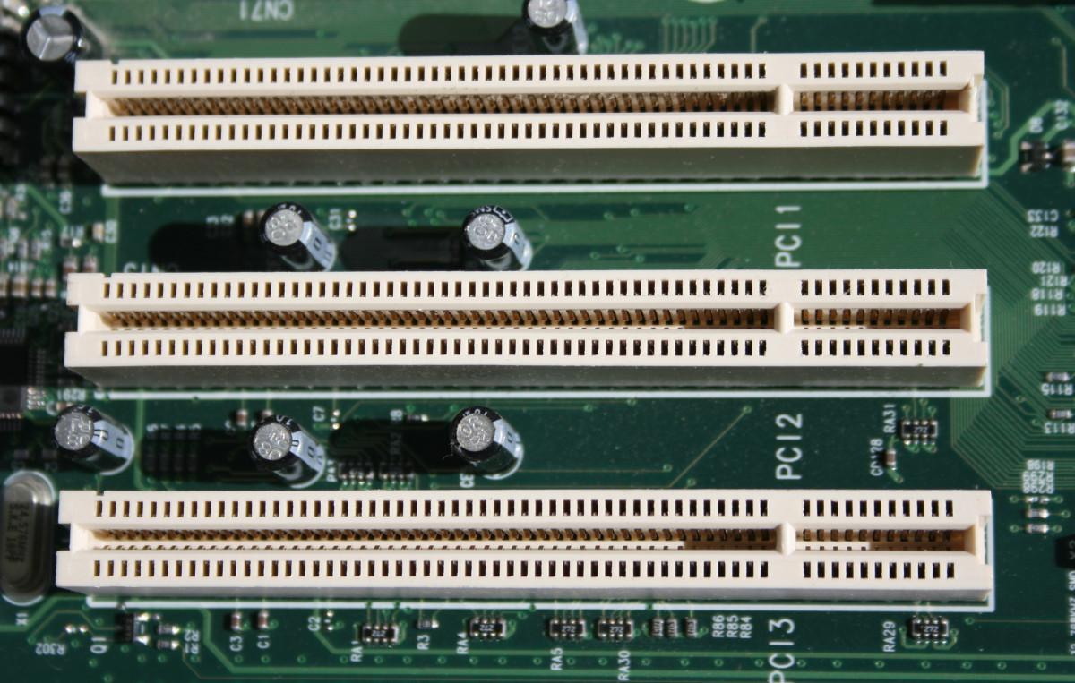 The PCI Bus Architecture