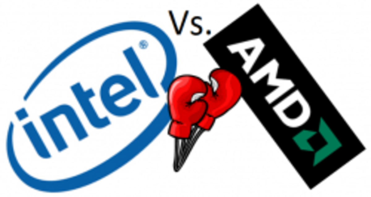 Intel Vs. AMD - Who has the Best CPU of 2018?