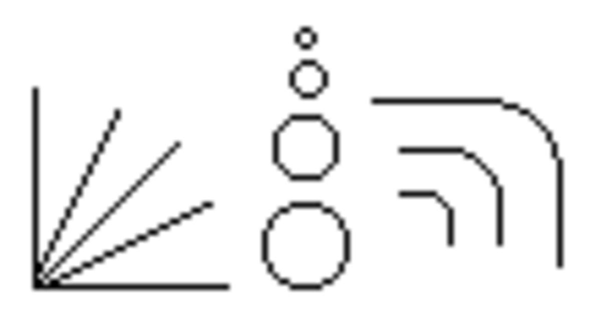 some basic formulas for creating pixel shapes