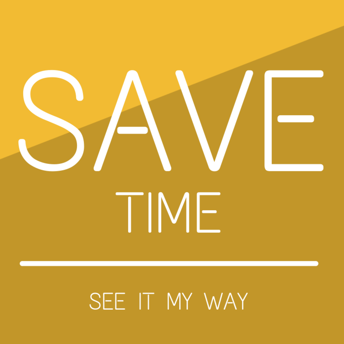Emails often are trying to convince someone of your point of view. Sign-off with a humorous related message: Save time. See it my way.