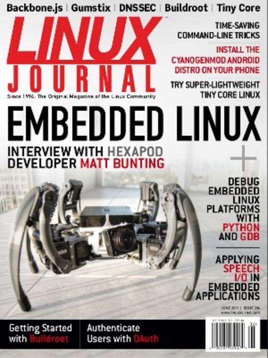 Pdf linux journal