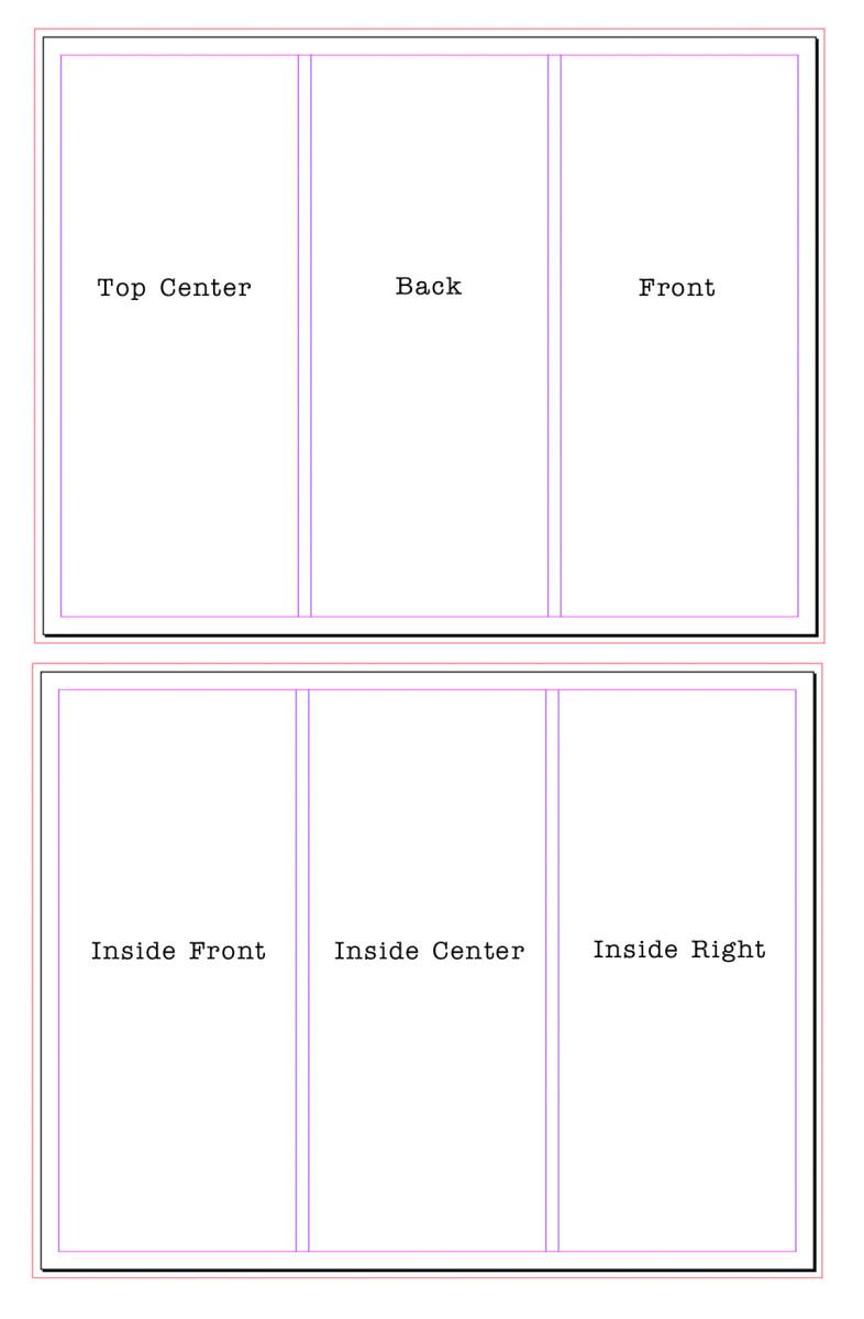 4 column brochure template - blank six column template search results calendar 2015