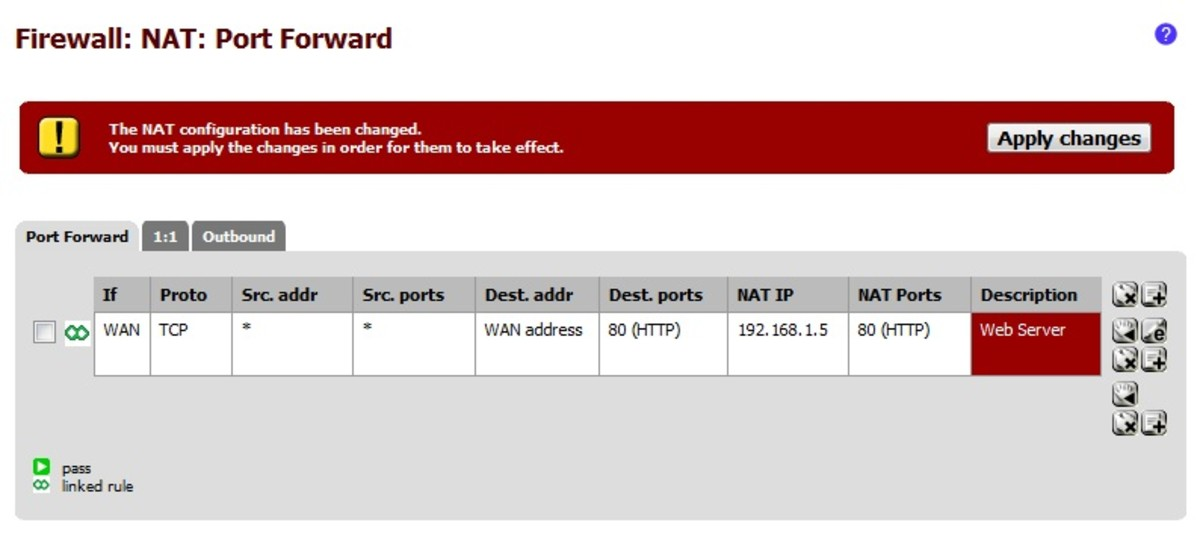 Port Forwarding in pfSense - How to Configure NAT | TurboFuture