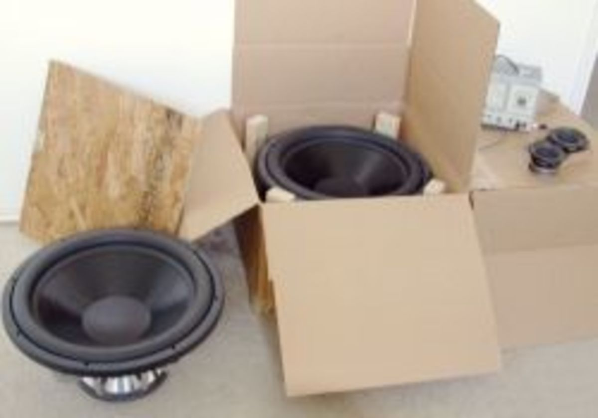 How to Design & Build Your Own DIY Subwoofer | TurboFuture