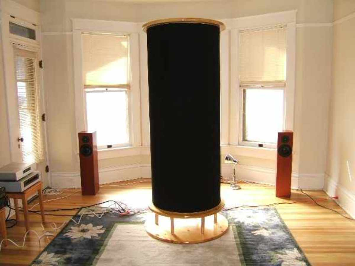 A very large ported cylinder sub.