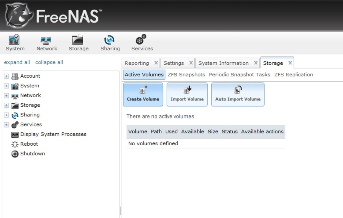 FreeNAS Setup Guide - How to Build Your Own NAS | TurboFuture