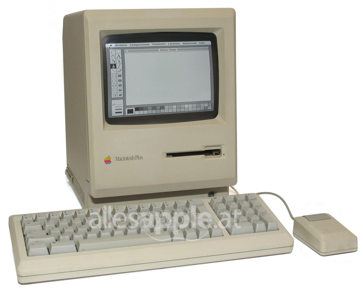 The Mac Plus.