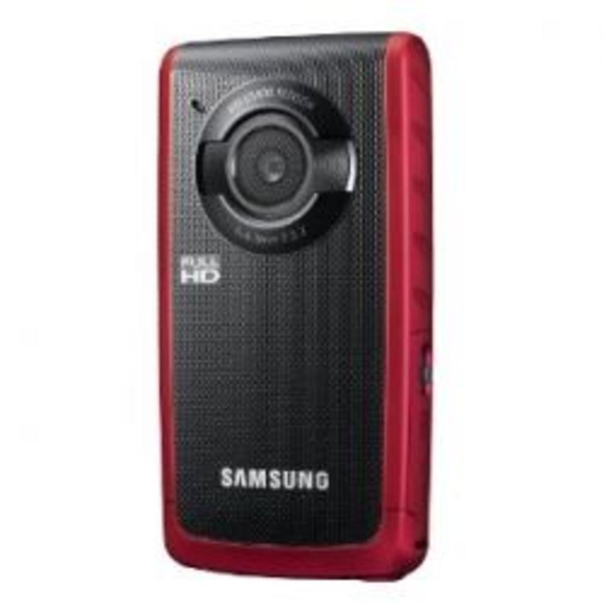 Samsung HMX-W200 Waterproof Camcorder