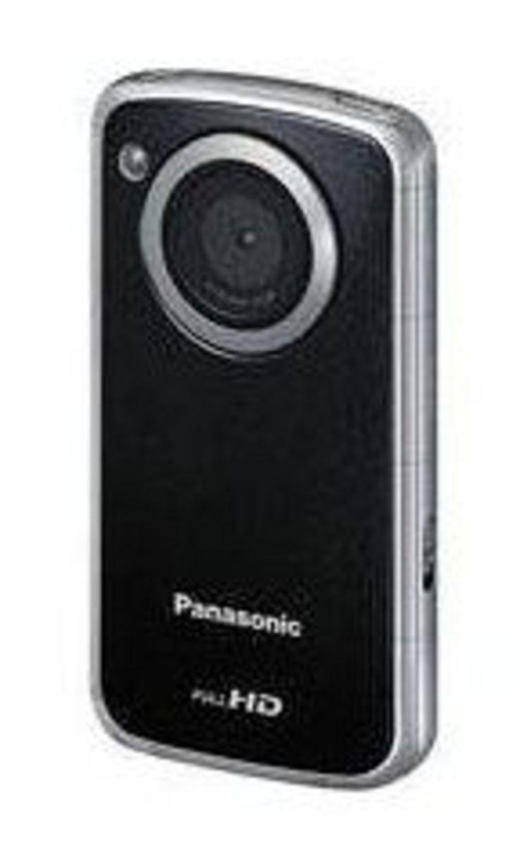 Panasonic HM-TA2K Camcorder