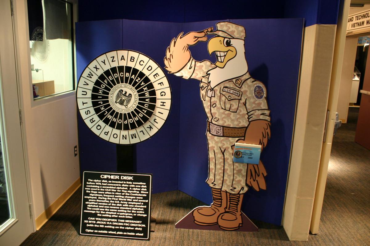 Caesar Cypher Wheel