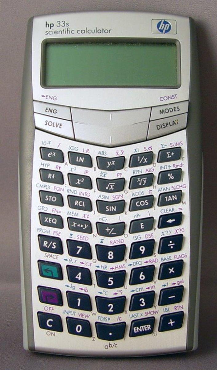 HP 33s
