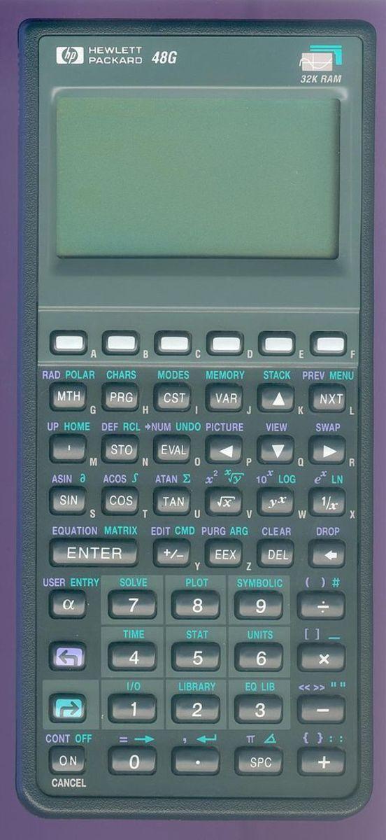 HP 48G