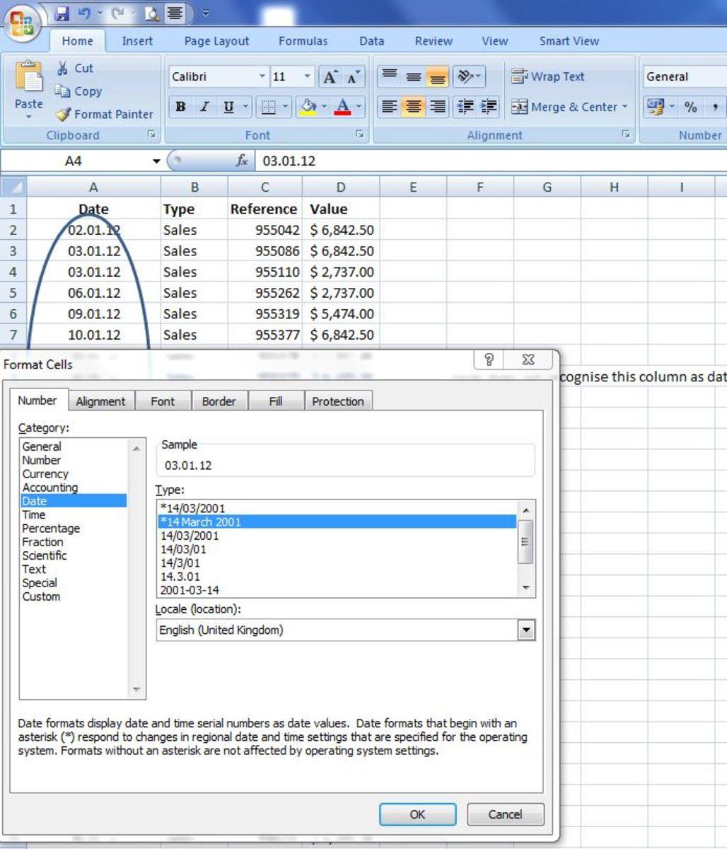 excel-problems-fix-date-formats