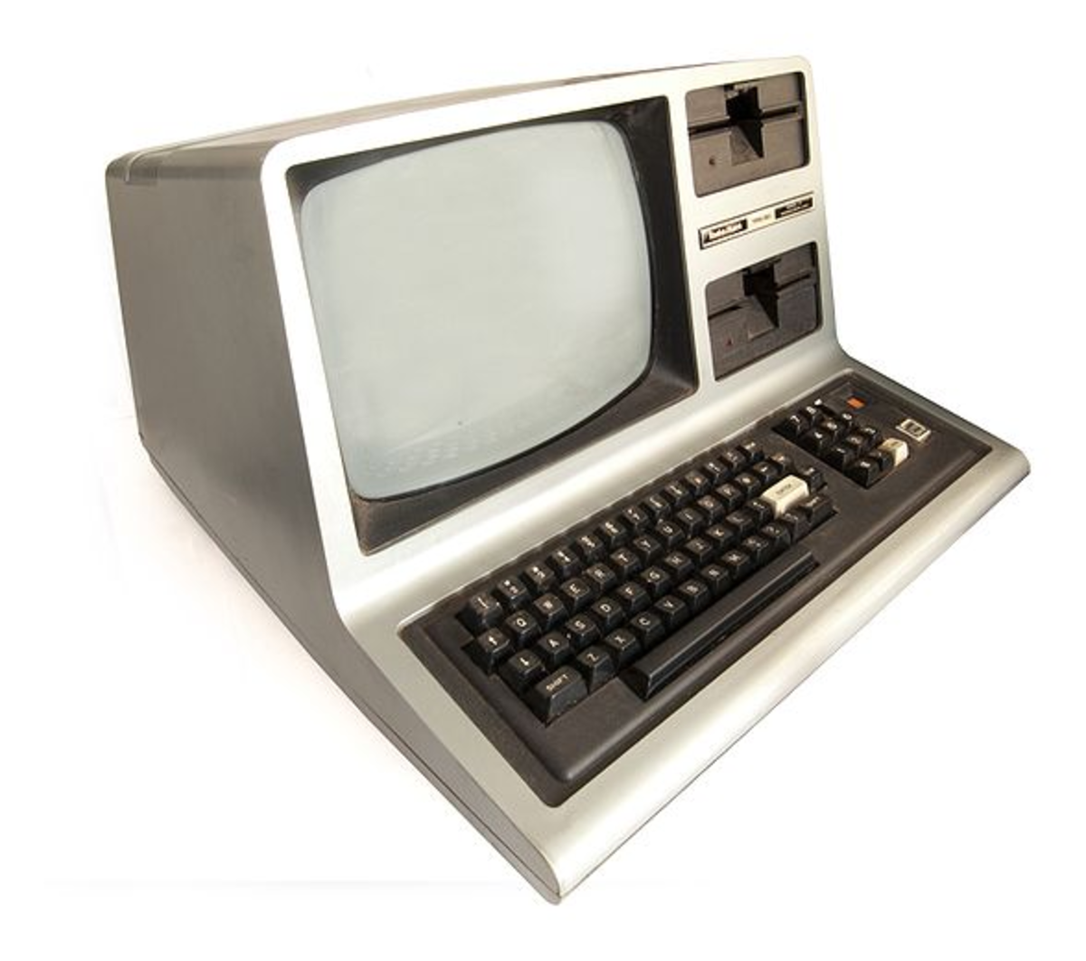 TRS-80 Model 3, another personal computer of the 70s.