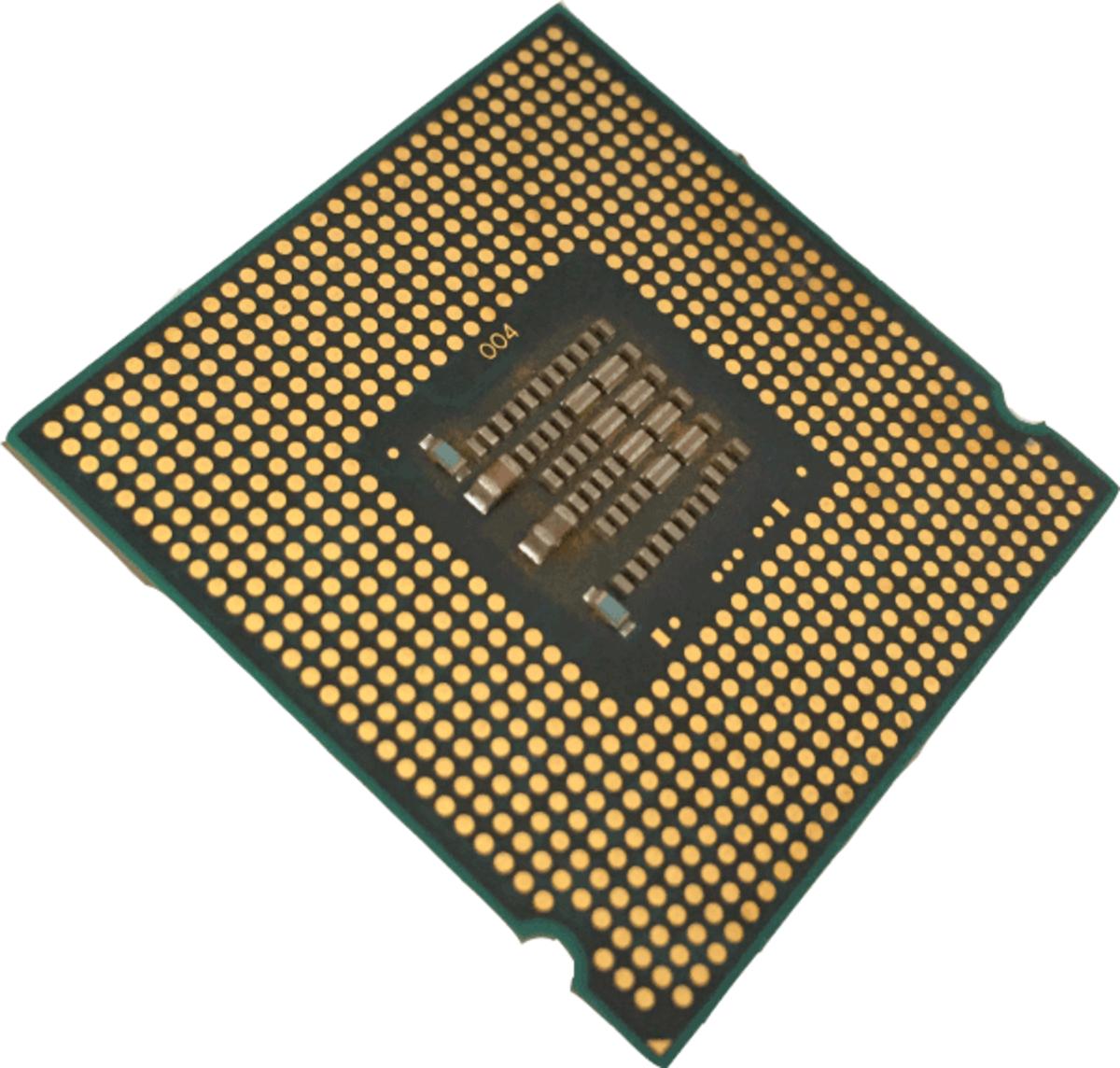 The modern microprocessor.