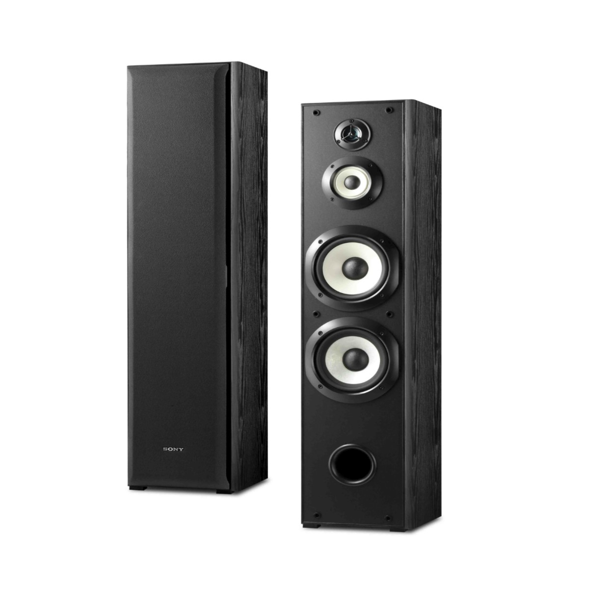 Sony SS F6000 Floorstanding Four Way Speakers
