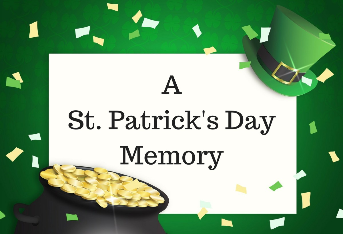 A St. Patrick's Day Memory