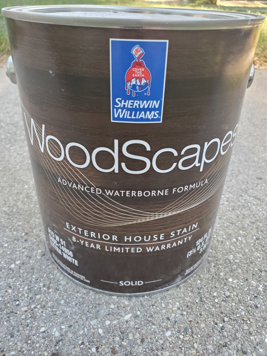 Sherwin Williams Woodscapes Stain Review