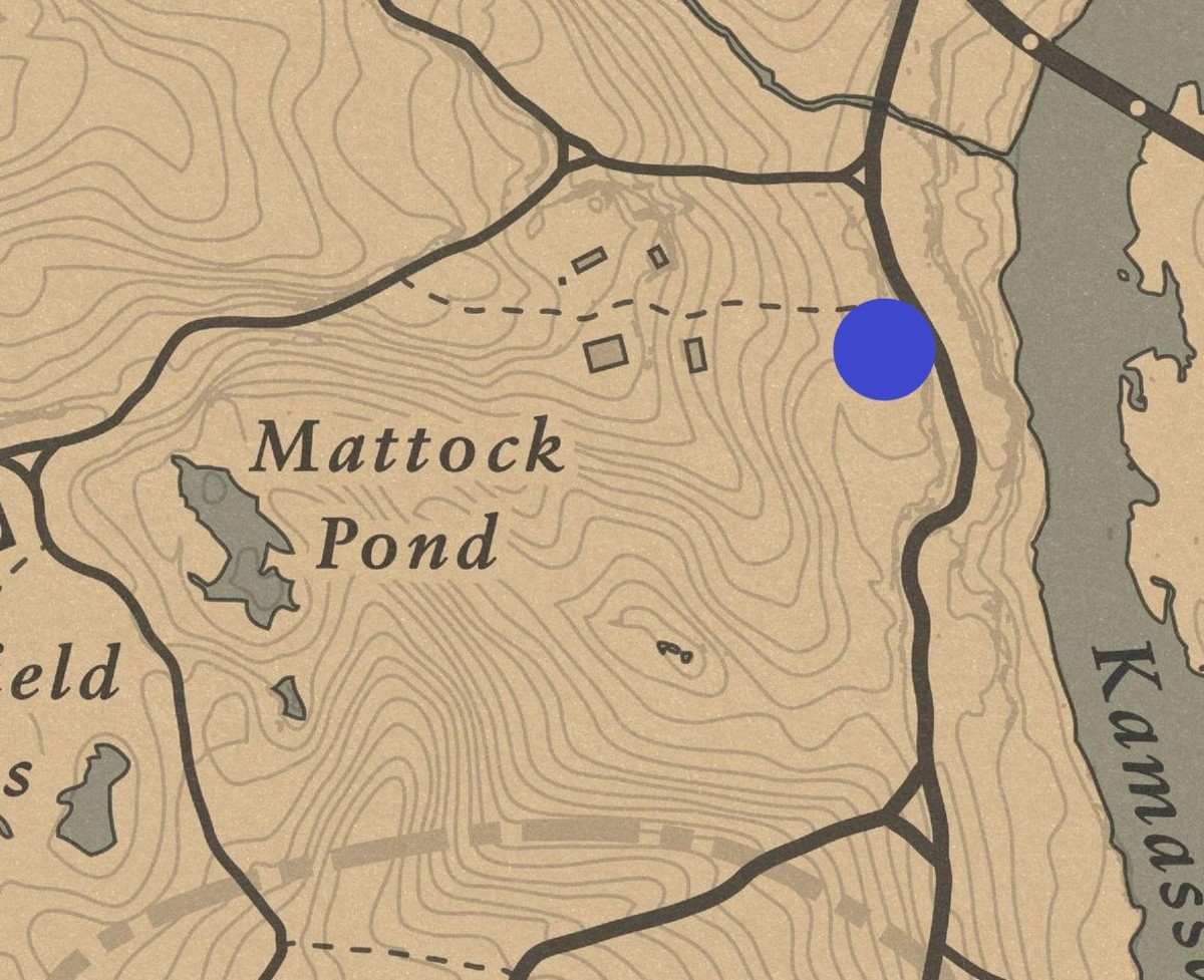 The farm east of Maddock Pond in Lemoyne. After killing one bull just ride north up the road, then back, to get them to respawn.