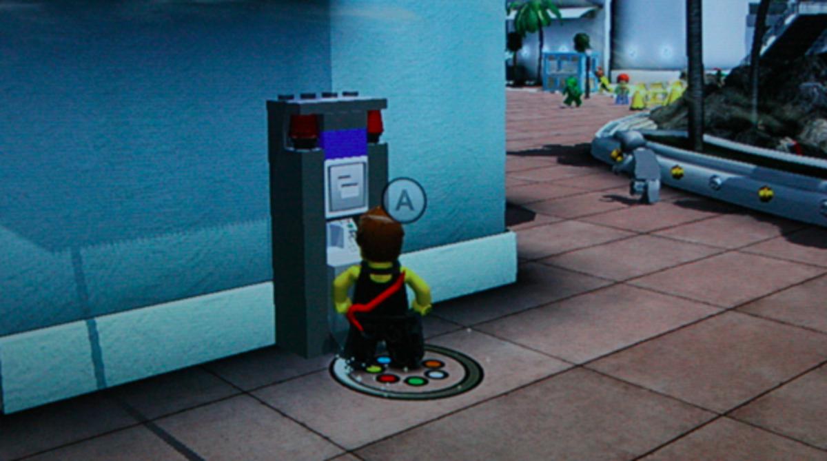 LEGO City Undercover walkthrough: ATM Locations
