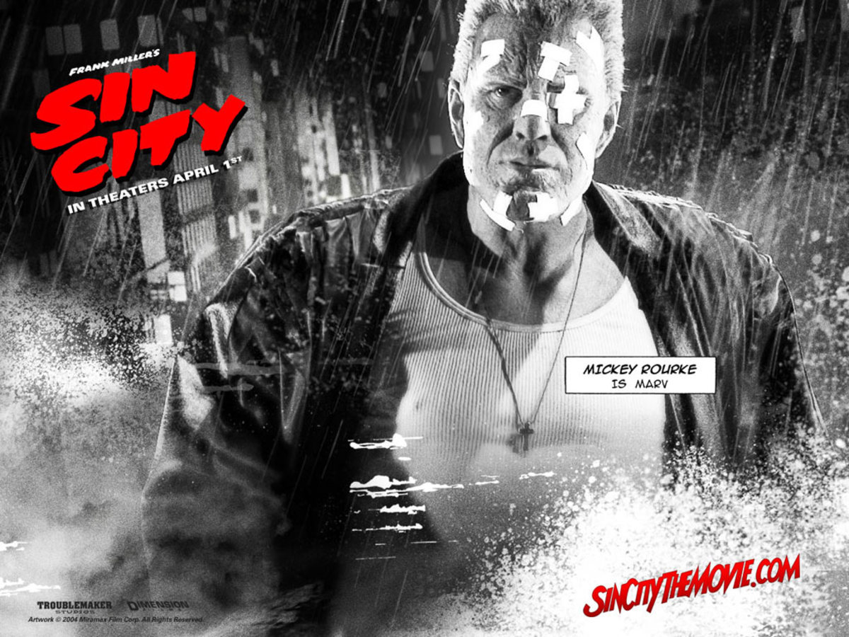 """Sin City"" vs. ""Sin City: A Dame to Kill For"": Comparative Movie Review"