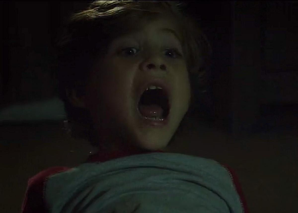 Jacob Tremblay as Cody in 'Before I Wake' (2016) on Netflix.