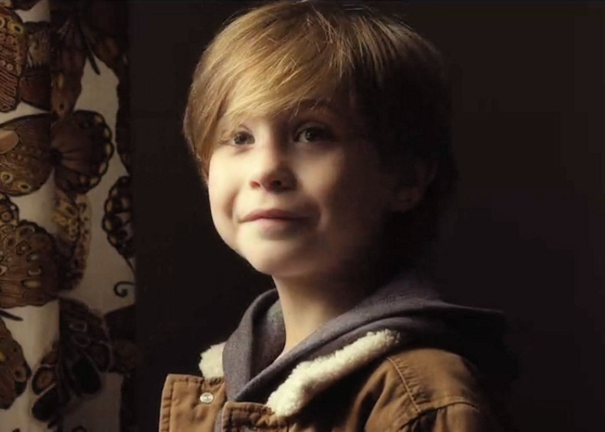Jacob Tremblay as Cody in 'Before I Wake' (2016) on Netflix.