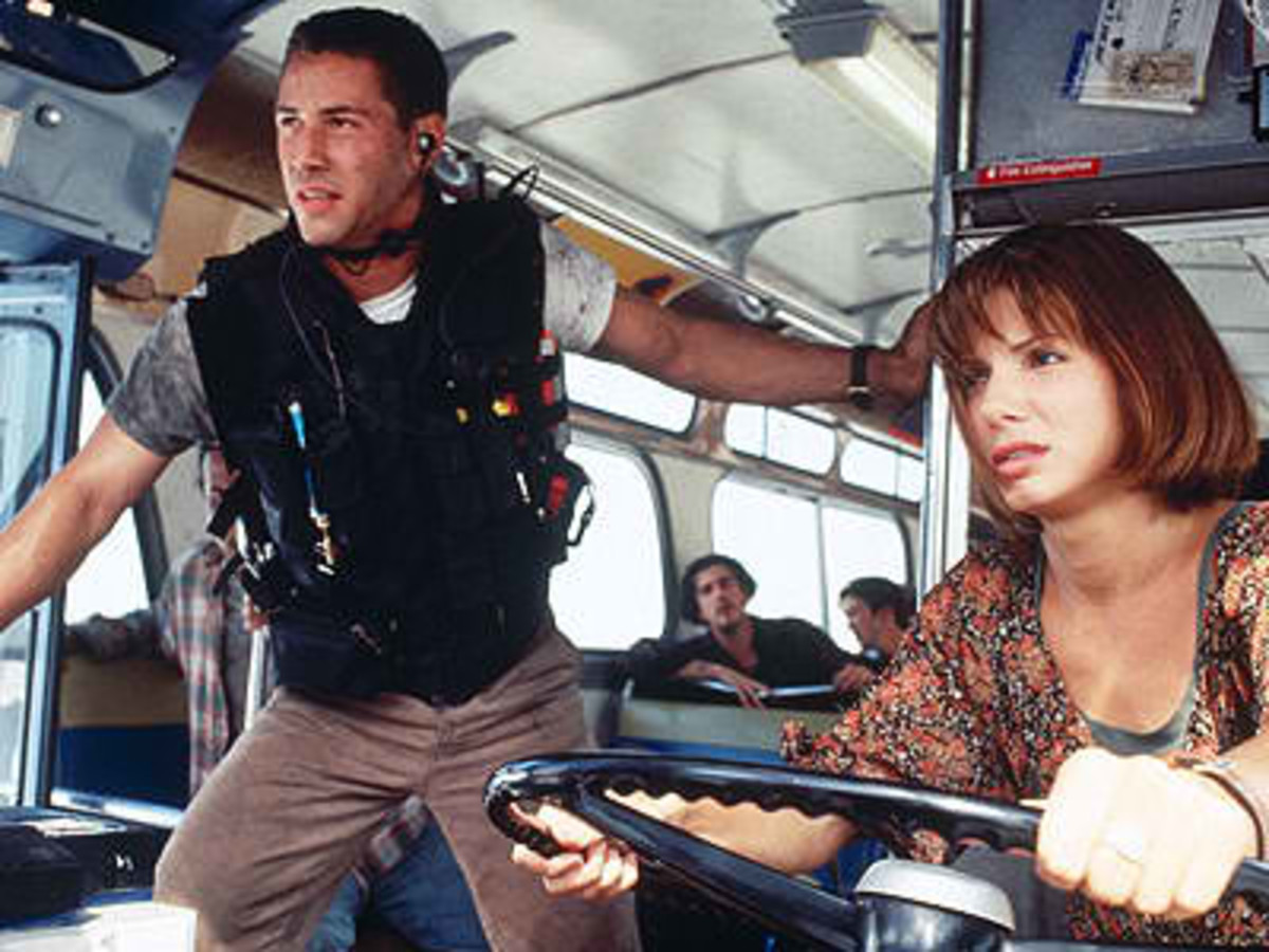 "The role of Annie that went to Bullock was first offered to Halle Berry who apparently turned it down, saying later on, ""It would not have done for me what it did for Sandra Bullock. I would've just been the black bus driver."""