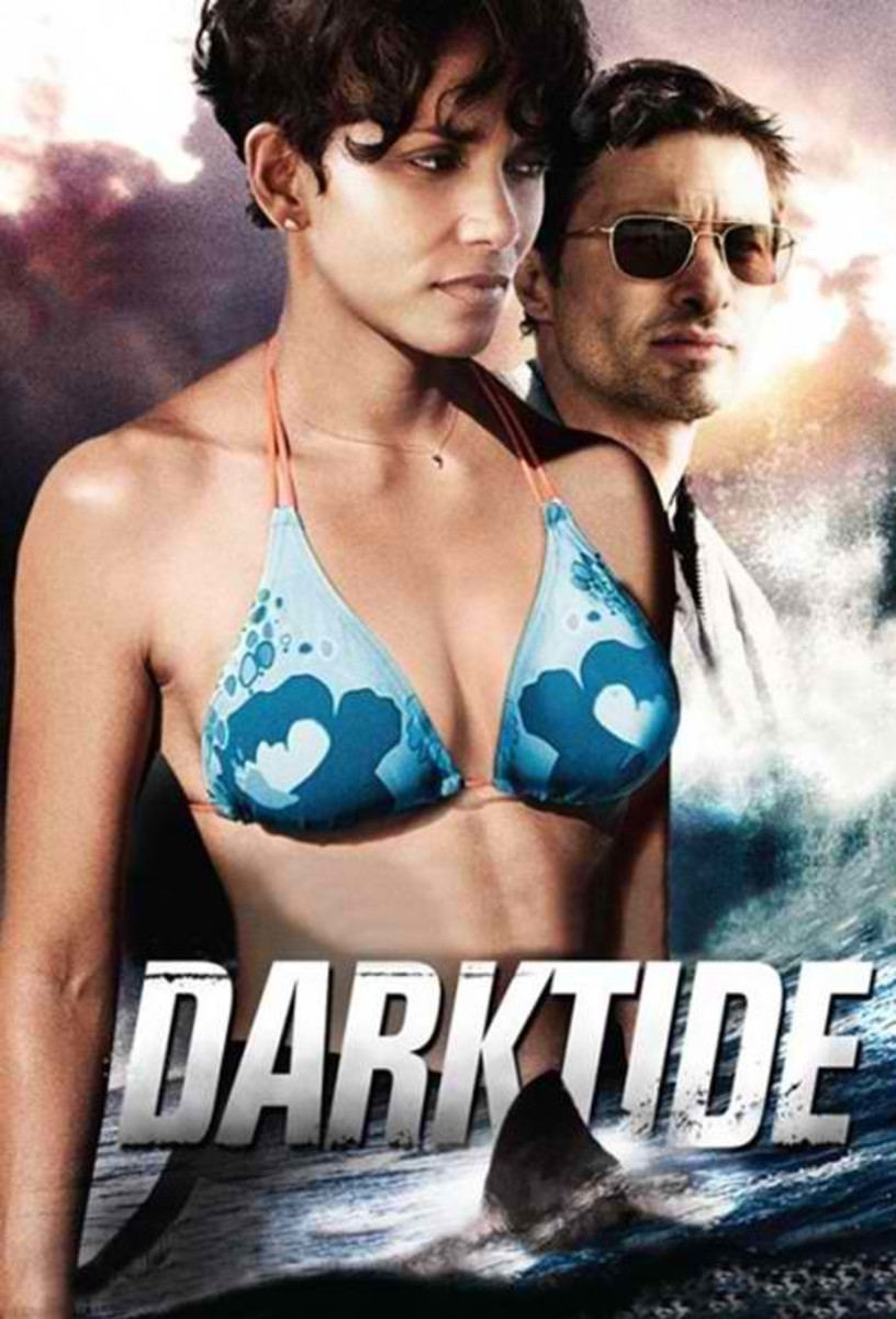 Halle Berry in bikini, sharks, Olivier Martinez and a $25 million budget should have been a big splash, but it tanked and sank. However, love found its co-stars...for a brief time.