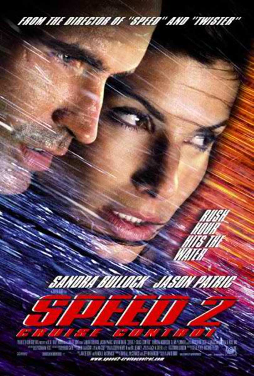 If only Keanu Reeves had said yes to the sequel and get back in the action as Jack Traven instead of that guy Jason Patric, Speed 2: Cruise Control would have been a hit.