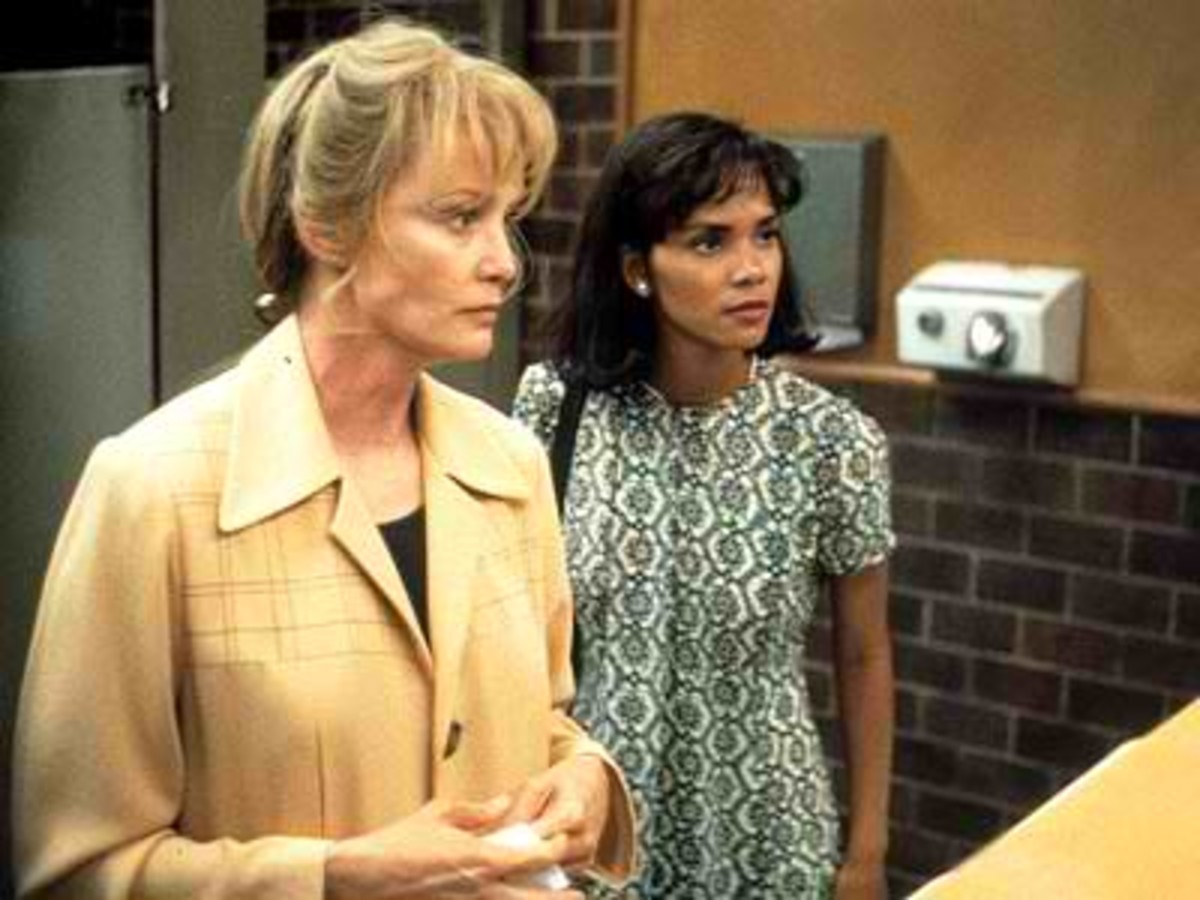 Halle Berry had a fine early dramatic turn acting opposite Jessica Lange in Losing Isaiah (1995). Unfortunately, Lange hated the movie.