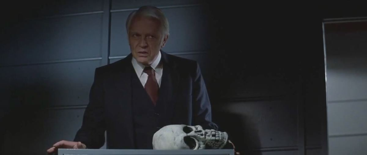 Conal Cochran is one of the greatest villains to come out of the 1980s. Fight me!