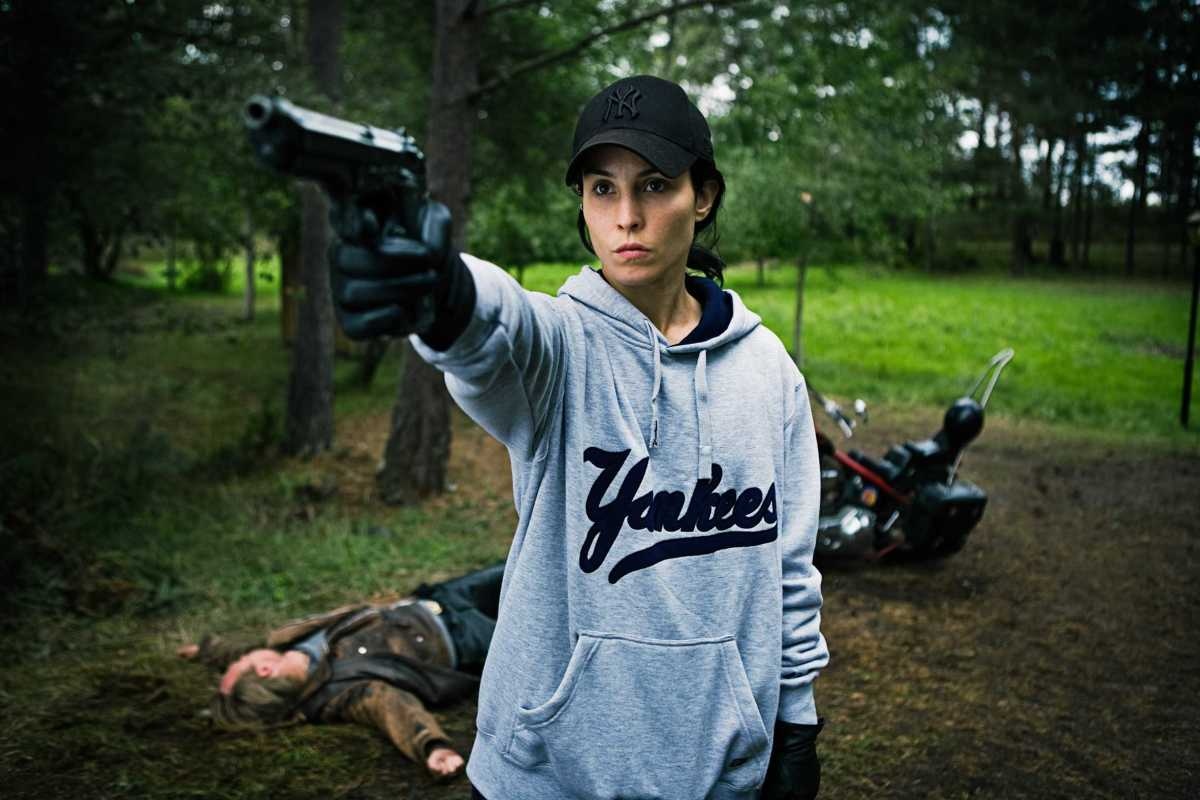 Noomi Rapace is as hypnotic as ever as Salander, easily carrying the mantle of the movie