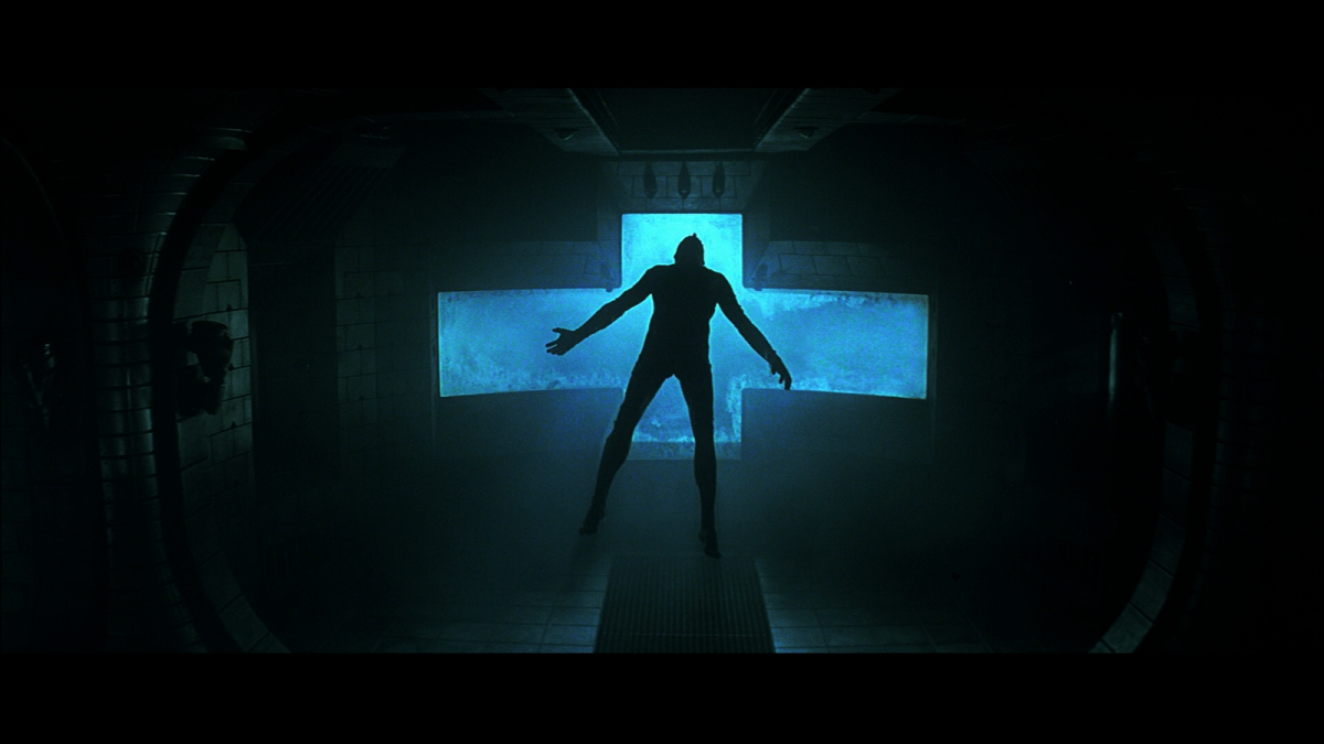 The film's disturbing atmosphere and technically impressive cinematography are worthy of note, as is set design.