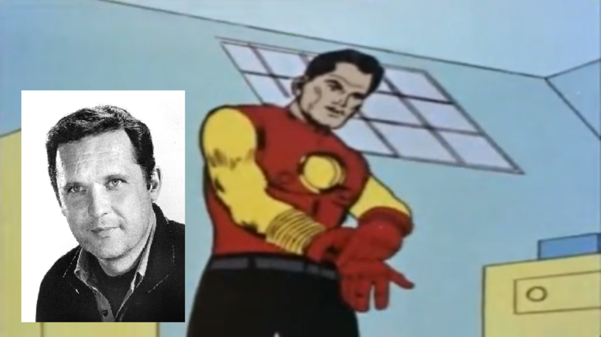 Tony Stark and Prince Namor were voiced by Canadian actor John Vernon, who'd go on to have a prolific career in Hollywod