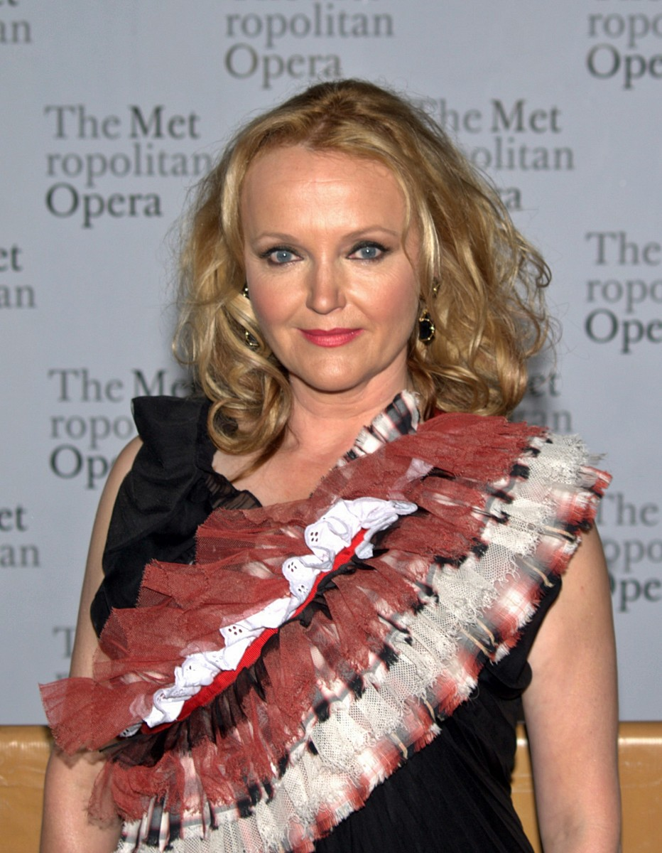 Ricardson, seen here in 2010, led the supporting cast with her powerful portrayal of a scorned woman