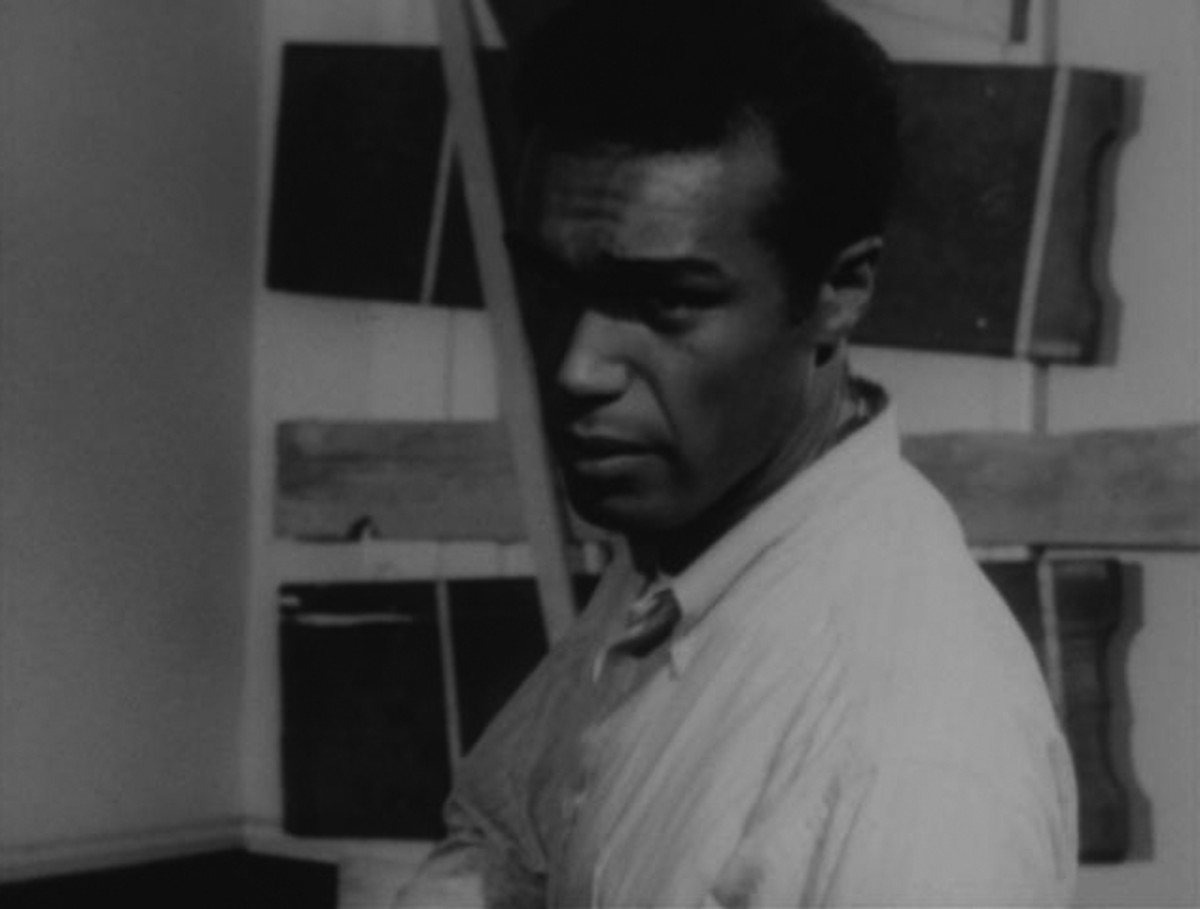 Jones' appearance was not just historic and ground-breaking but also provides the film's core with a calm, controlled performance amid the madness.
