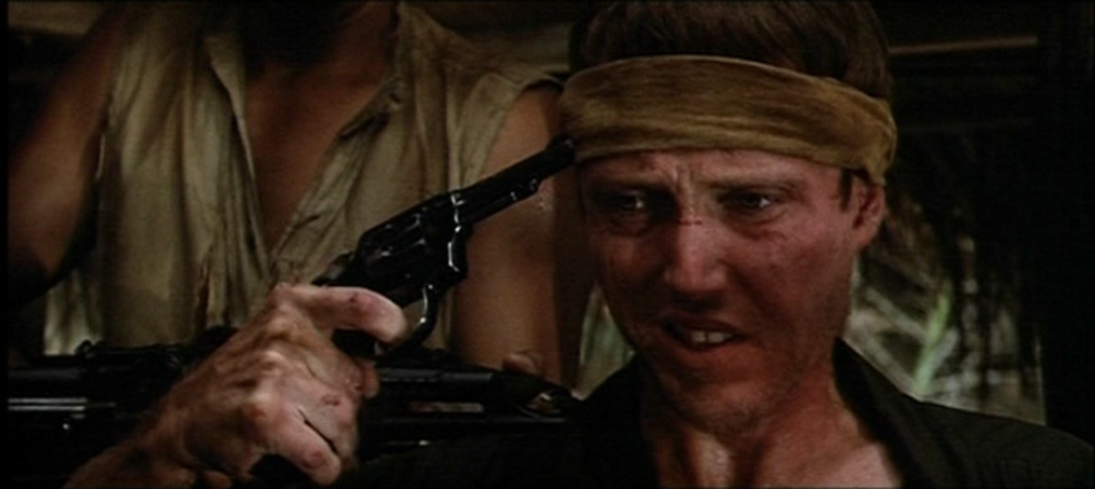 Walken thoroughly deserved his Academy Award, embodying the insanity and the dehumanising effects of the Vietnam war.