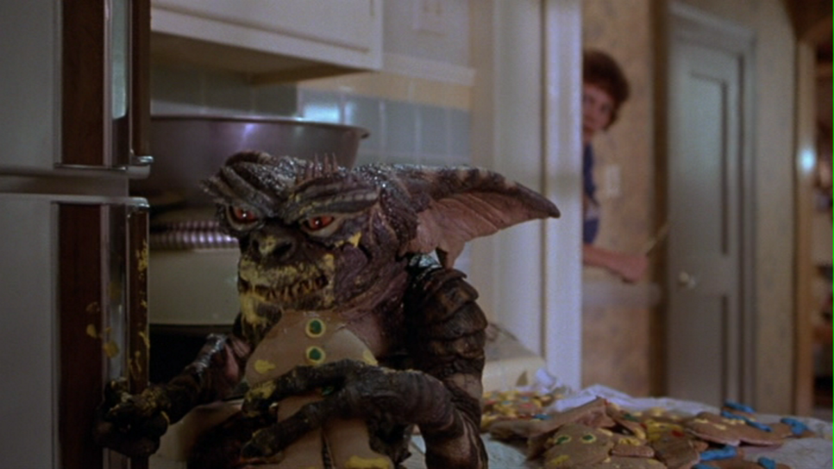 From the moment the gremlins begin to take over, the film becomes an uneasy mashup of horror and comedy that doesn't always work.