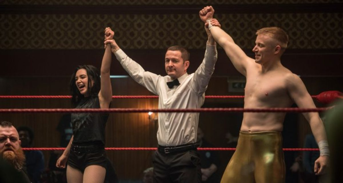 The film has two halves, one covering Paige's career in her family's wrestling promotion in Norwich and the other, her attempts to break into WWE.