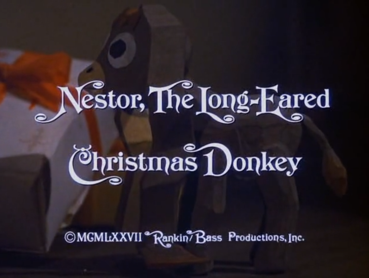 rankinbass-retrospective-the-little-drummer-boy-book-ii-nestor-the-long-eared-christmas-donkey