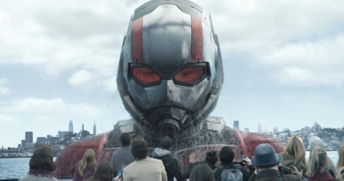 The film is a big contrast to other MCU films, focusing more on being a comedy rather than an actual superhero film.
