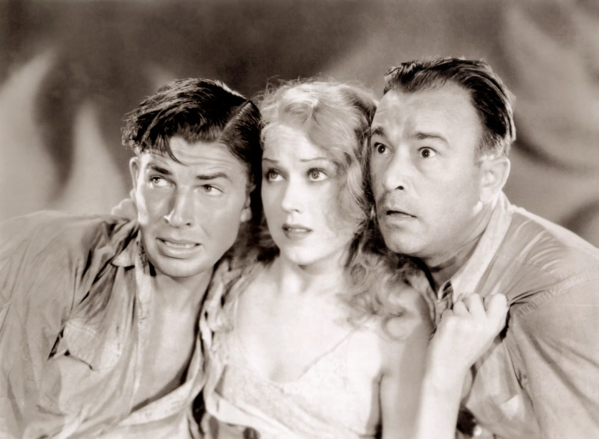 You'll be hearing the screams of Wray (centre) in your sleep afterwards with the amount she does but her performance made her a star and an icon of the silver screen.