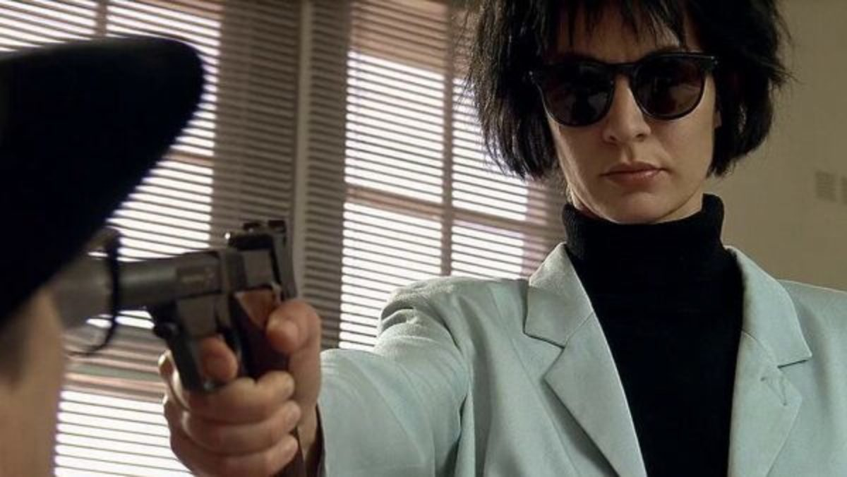 Parillaud is sublime as Nikita, a pioneering female action lead that has inspired many other film-makers in the years since.